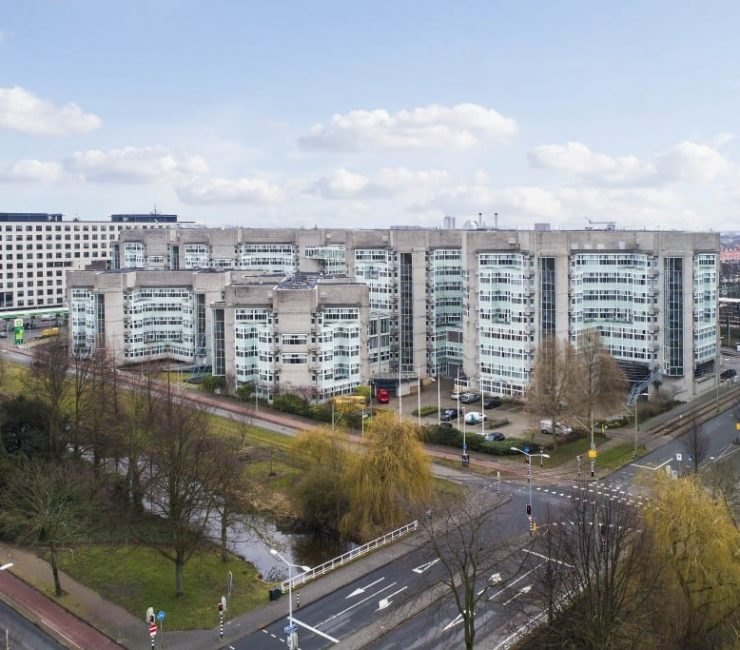 Woonruimte in centrum Den Haag