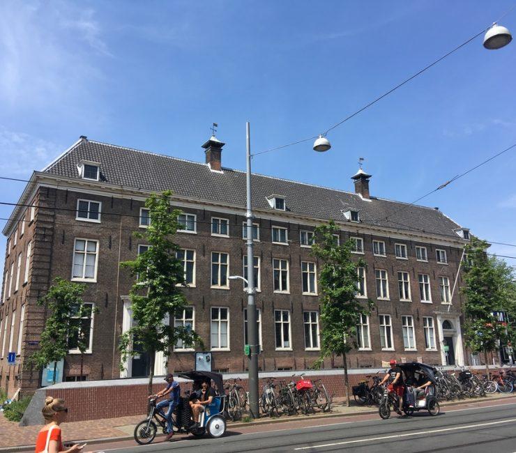 Werkruimte in Amsterdam