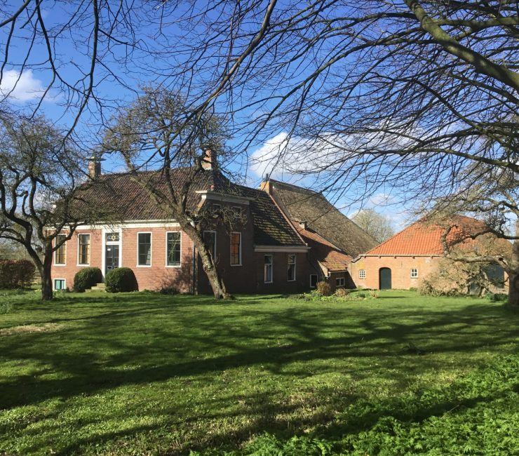 Woonruimte in Winsum