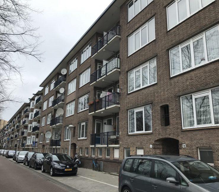 Woonruimte in Amsterdam