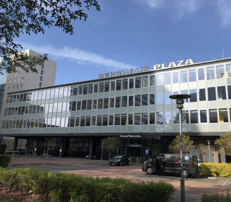 Kantoorlocatie in Amsterdam